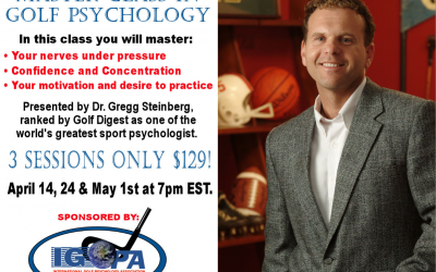 Master Class in Golf Psychology